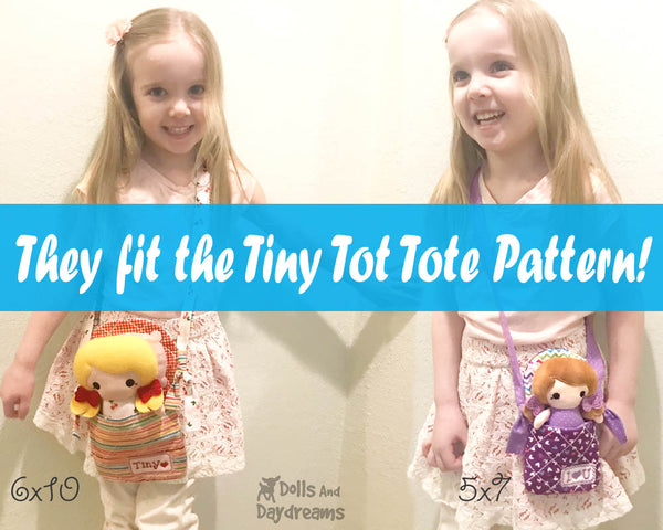 ITH Tiny Tot Pattern