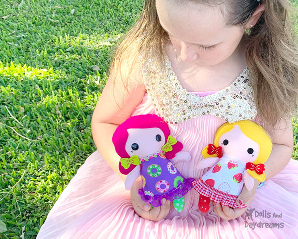Tiny Tot Sewing Pattern