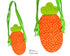 Tiny Tot Carrot Easter Tote Sewing Pattern by Dolls And Daydreams DIY doll carry case bag