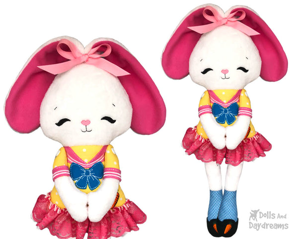 ITH Tippy Toes Bunny Pattern