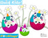 ITH Quick Kids Unicorn Hatchling Pattern