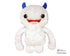 Yeti PDF Sewing Pattern cute abominable snowman diy soft toy plush by Dolls And Daydreams