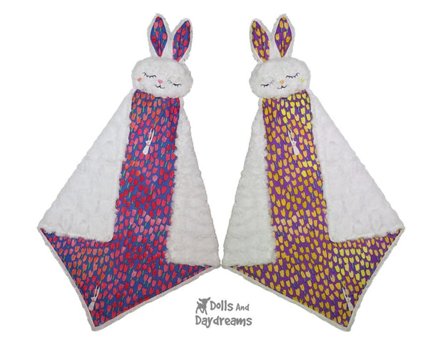 ITH Bunny Pro Grow with Me Baby Blanket Pattern