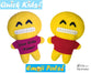 Quick Kids Big Grin Emoji Sewing Pattern