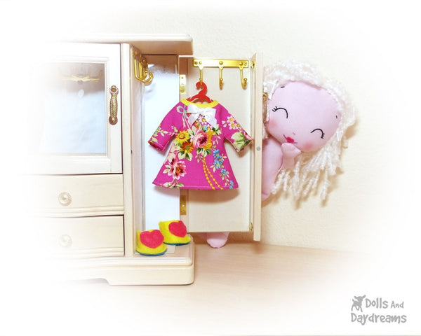 Wendy Poppet Sewing Pattern - Dolls And Daydreams - 4