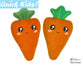 Quick Kids Carrot Sewing Pattern