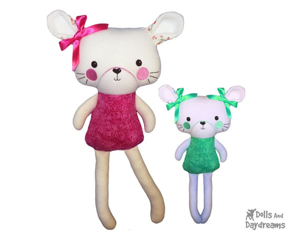 ITH Big Cat Pattern - Dolls And Daydreams - 3