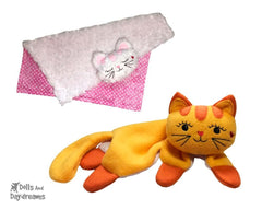 ITH Cat Pro Grow with Me Baby Blanket Pattern