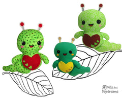 Caterpillar Sewing Pattern
