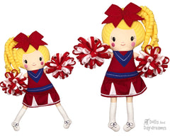 ITH Cheerleader Pattern