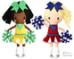 Cheerleader Sewing Pattern