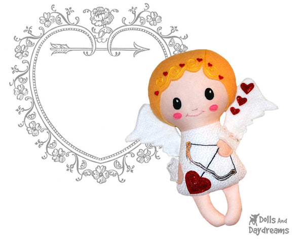Cupid Sewing Pattern