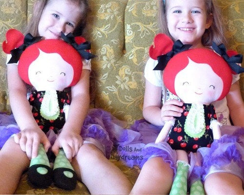 Miss Tippy Toes Sewing Pattern - Dolls And Daydreams - 5