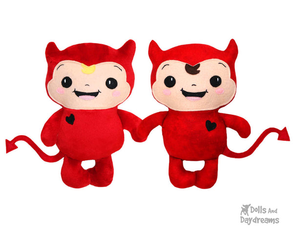 Baby Devil Sewing Pattern