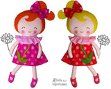 Flower Power Dress Sewing Pattern