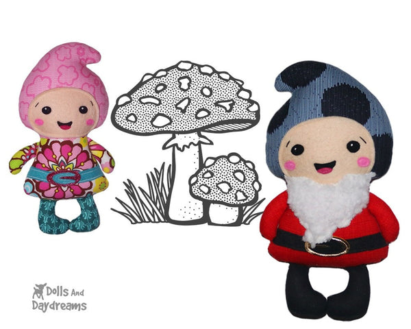 Gnome Sewing Pattern
