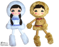Polar Pals Sewing Pattern