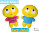 Quick Kids Eye Roll Emoji Sewing Pattern