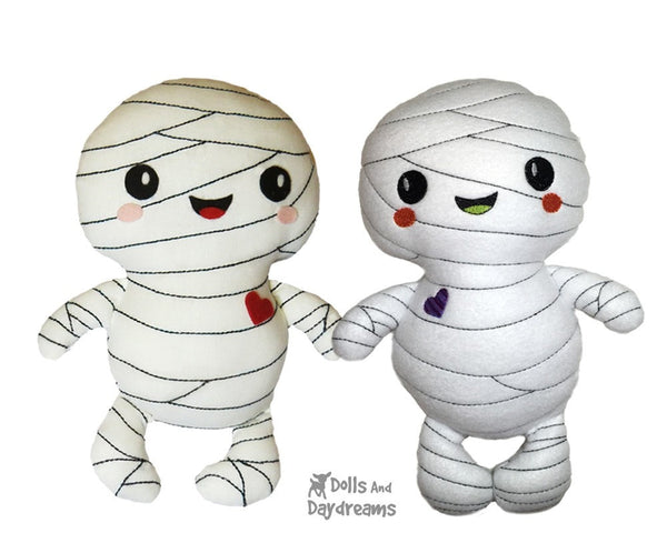 Mummy Sewing Pattern - Dolls And Daydreams - 3