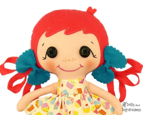 Betsy Buttons Sewing Pattern - Dolls And Daydreams - 5