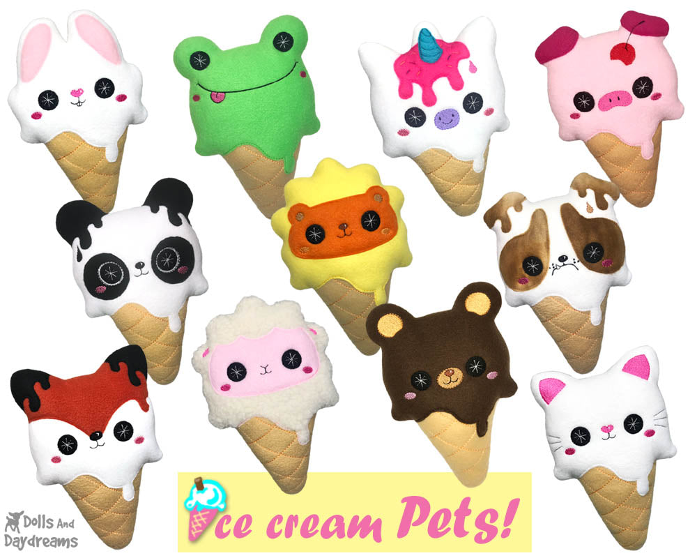 Discount ith quick kids ice cream pets pattern pack dolls and discount ith quick kids ice cream pets pattern pack ccuart Images