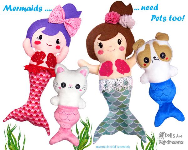 Quick Kids PLUS MerUnicorn Sewing Pattern