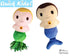 Quick Kids Merman Doll Sewing Pattern by Dolls And Daydreams