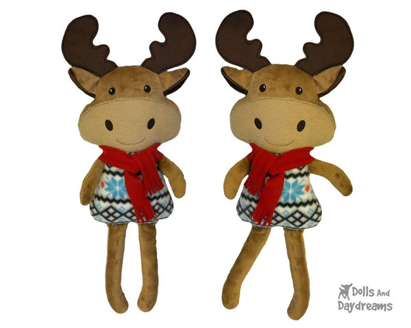 ITH Big Moose Pattern