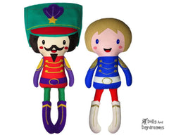 Nutcracker Prince Charming Sewing Pattern