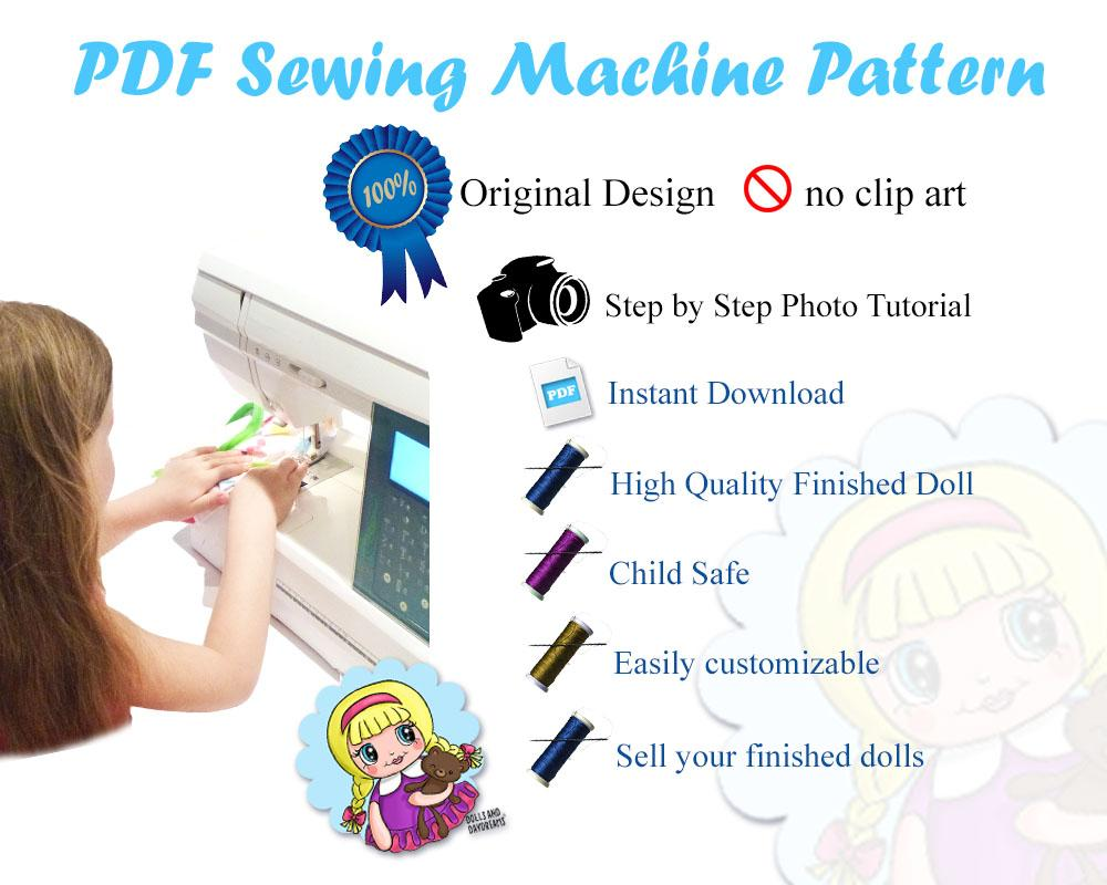 Fox Pro Grow with Me Baby Blanket Sewing Pattern | Dolls And Daydreams