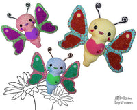 Butterfly Sewing Pattern