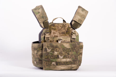 ARMORDILLO Super Adjustable Plate Carrier