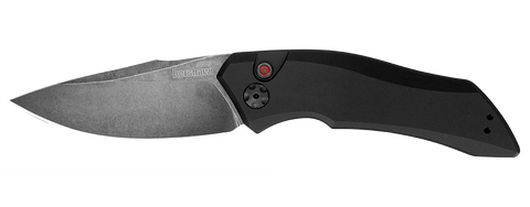 "Kershaw Launch 1 Automatic Knife (3.4"" BlackWash) 7100BW"