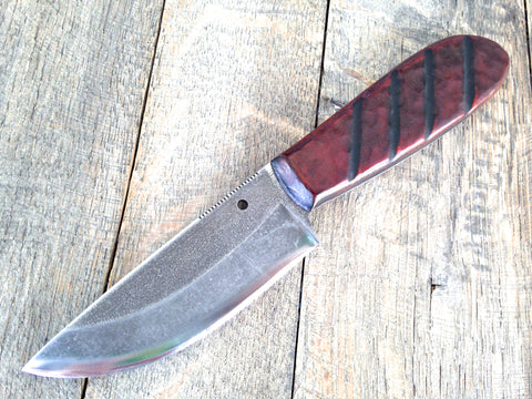 Motif K&T Tactical Roo (Hammered Leather)
