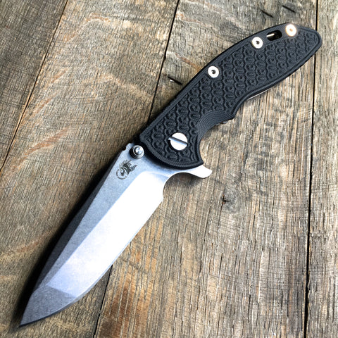 Hinderer Knives XM-18 Spanto 30 Year Anniversary (Black Generation 5)