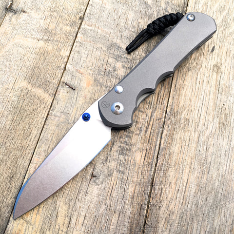 "Chris Reeve Knives Large Inkosi Insingo Knife  (3.5"" SW) CRK"