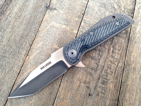 Don Lozier's Hardcohr Yakuza (Tanto Acid Washed)