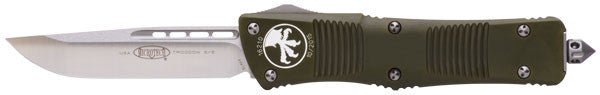 "Microtech Troodon OTF S/E Automatic (3"" Beedblasted) 139-7OD - GearBarrel.com"