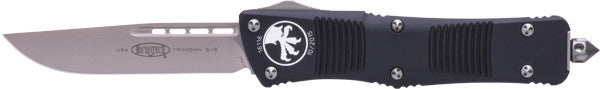 "Microtech Troodon OTF S/E Automatic (3"" Beedblasted) 139-7 - GearBarrel.com"