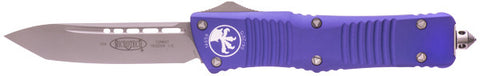 Microtech Combat Troodon Tanto OTF 144-7 PU