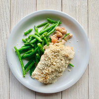 Pork and Bean Casserole with Green Beans
