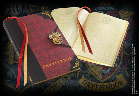 Harry Potter - Agenda Grifondoro