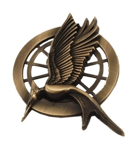 The Hunger Games La Ragazza di Fuoco - Mockingjay Pin