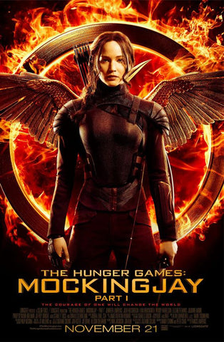 The Hunger Games - Locandina Film