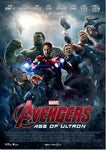 Marvel Avengers Age of Ultron - Manifesto Film