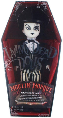 Living Dead Dolls - Series 33 Moulin Morgue Maitre Des Morts