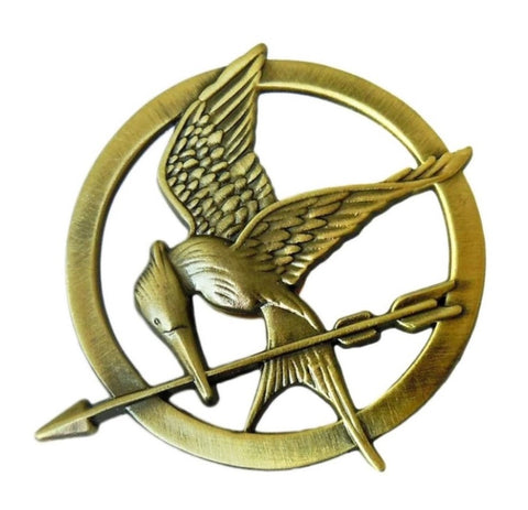 The Hunger Games - Mockingjay Pin