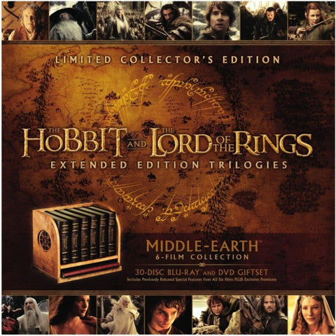 Il Signore degli Anelli - Middle-Earth Limited Collector's Edition
