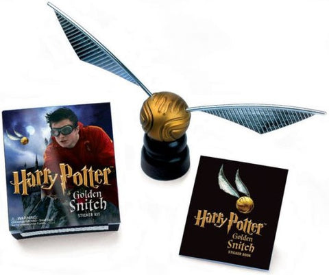 Harry Potter - Golden Snitch Sticker Mini Kit