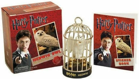 Harry Potter - Hedwig Owl Kit and Sticker Book